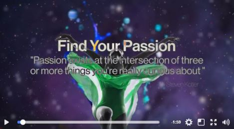 find your passion_Steven Silva