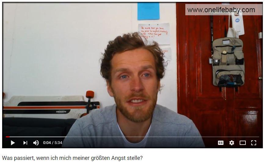 Dirk Wilhelm_Angst stellen