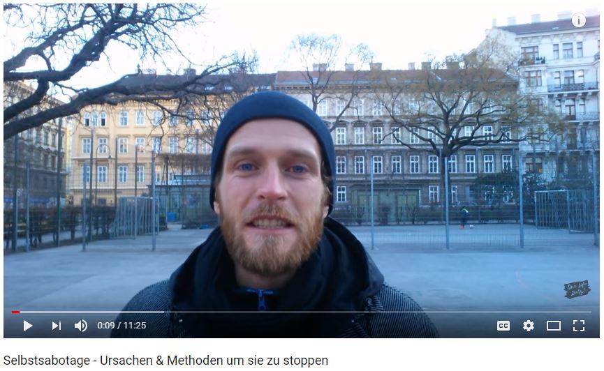 Dirk Wilhelm_Selbstsabotage